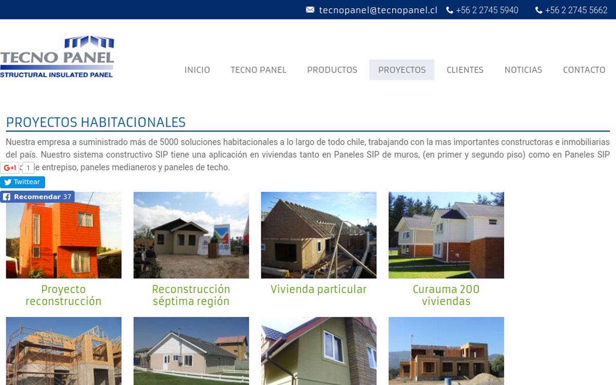 paneles Casas prefabricadas