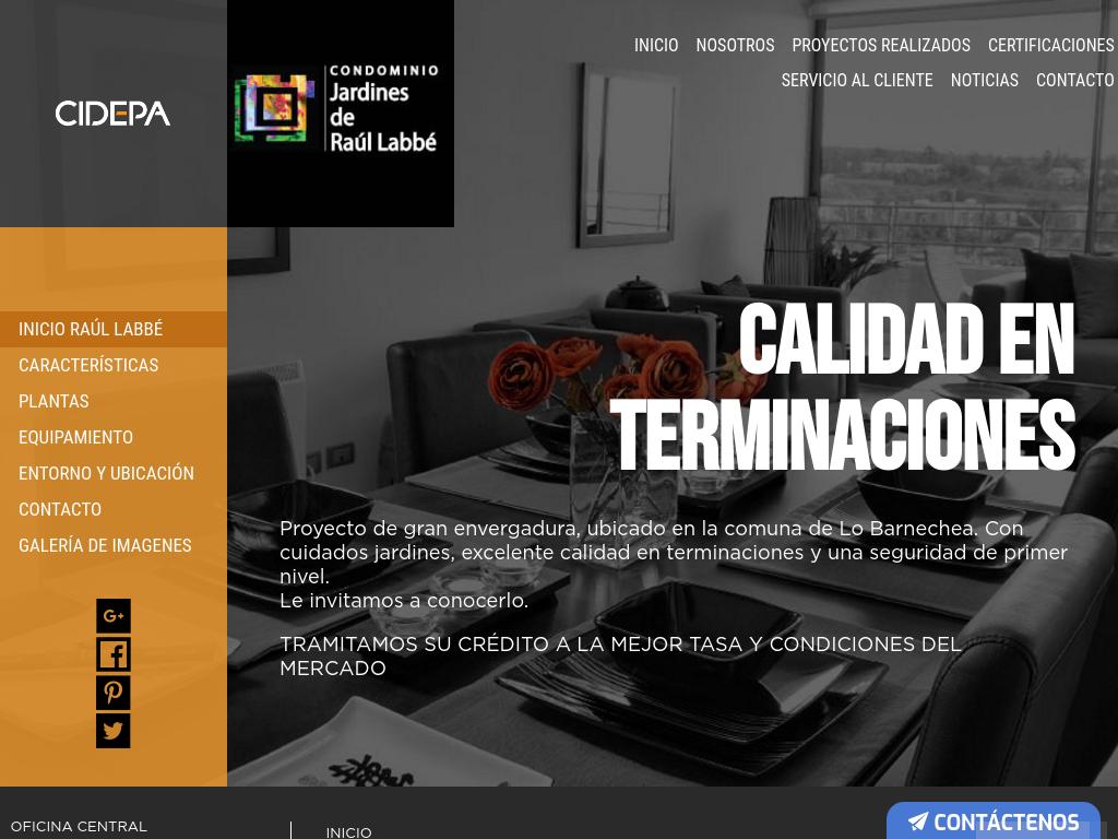 Departamentos nuevos Santiago,