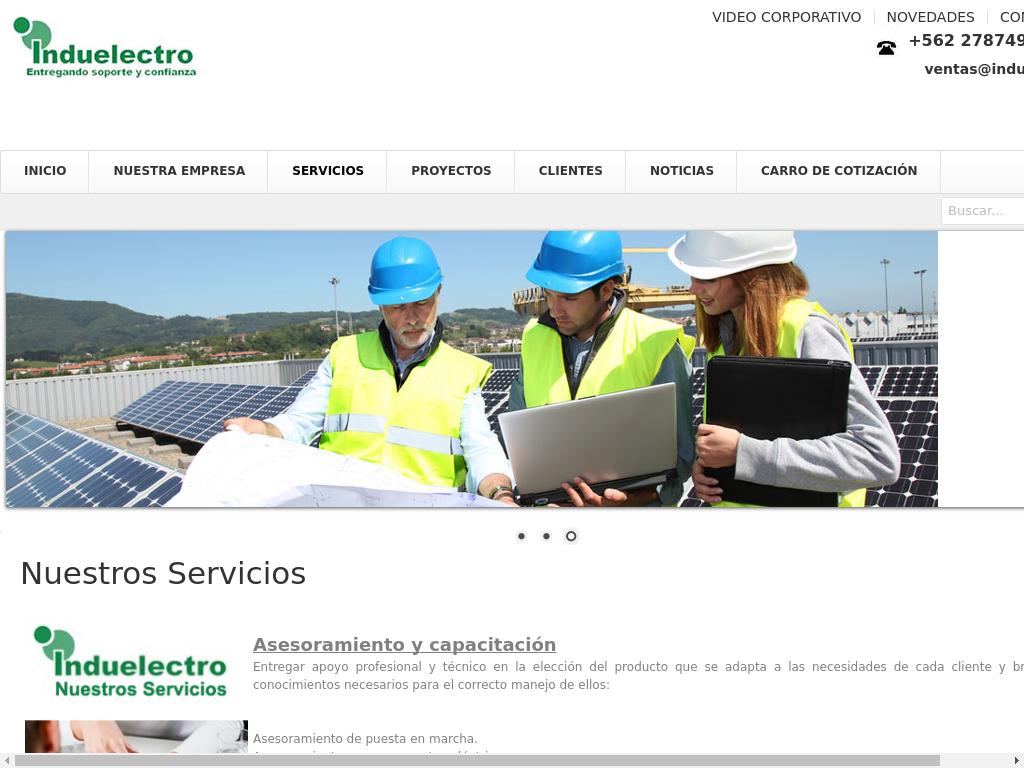 Canaletas Ranuradas electricas en Chile