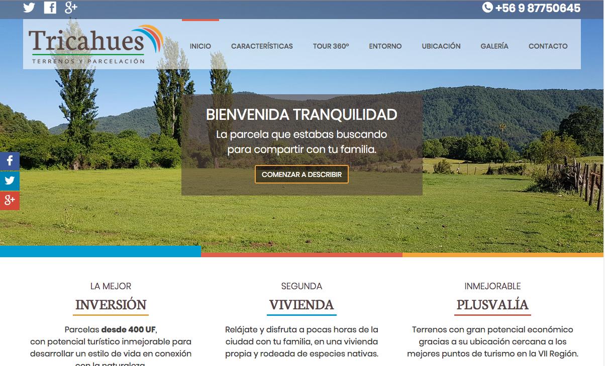 LÍderes en venta de terrenos en Parral
