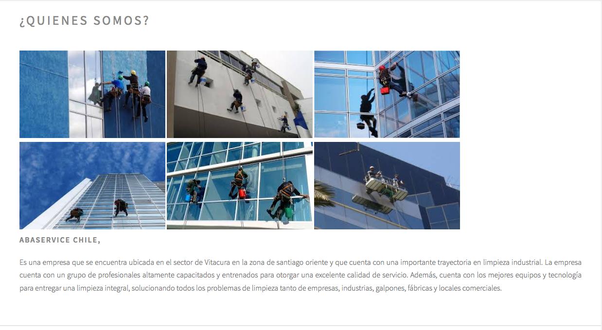 servicio de Pintura de edificios en chile